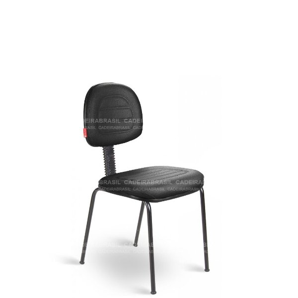 Cadeira Fixa Secretária Parma PRS09 Cadeira Brasil
