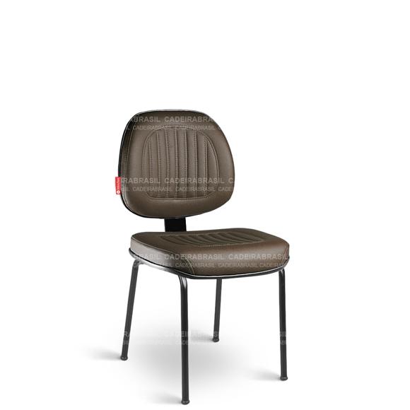 Cadeira Fixa Executiva Milão MLE10 Cadeira Brasil