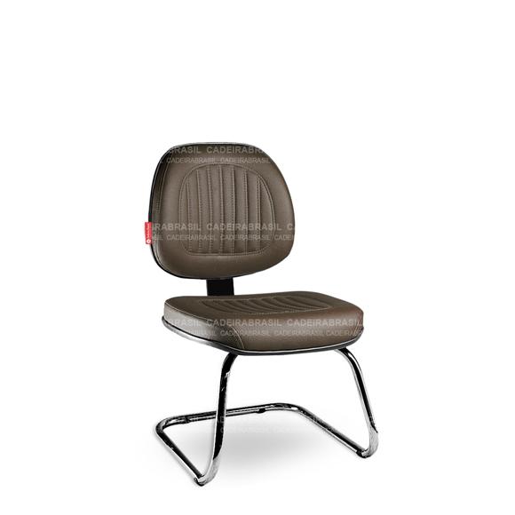 Cadeira Fixa Executiva Milão MLE59 Cadeira Brasil