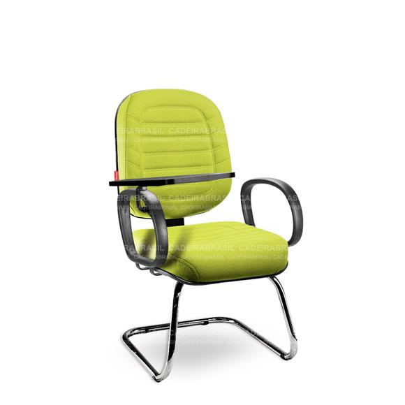 Cadeira Universitária Diretor Lacerta LCD56 Prancheta Escamoteável Cadeira Brasil