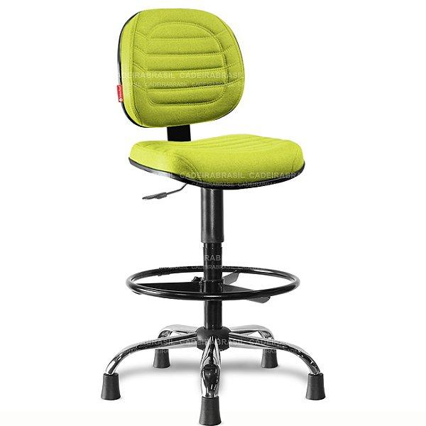 Cadeira Caixa Executiva Giratória Lacerta LCE58 Cadeira Brasil