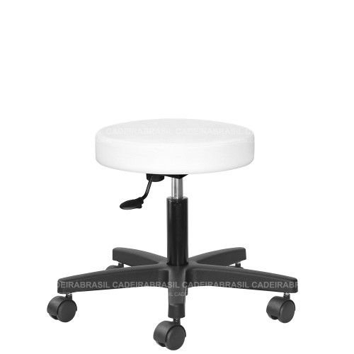 Cadeira Mocho Estética, Fisioterapia, Odontologia Plus Fit Cadeira Brasil CB 1602