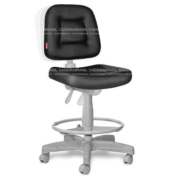 Cadeira Caixa Ergonômica Executiva Siena CB 1483 Cadeira Brasil