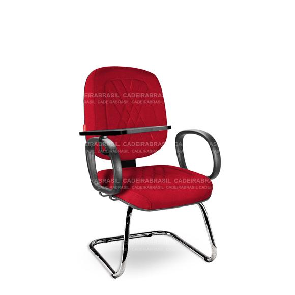 Cadeira Universitária Diretor Senna SND56 Prancheta Escamoteável Cadeira Brasil