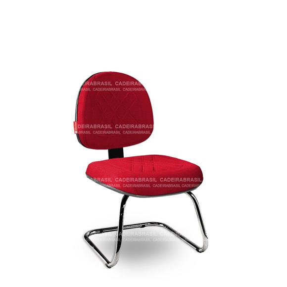 Cadeira Fixa Executiva Senna SNE59 Cadeira Brasil