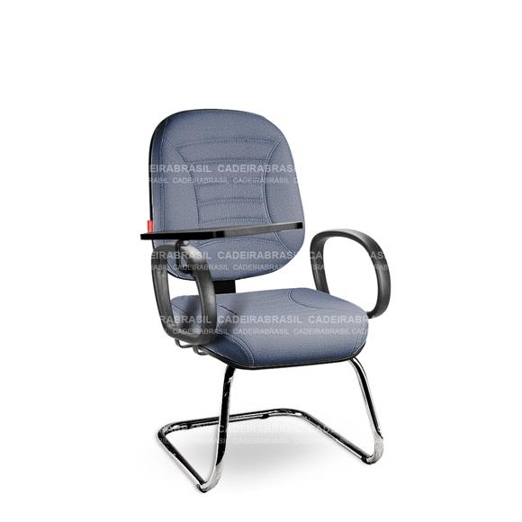 Cadeira Universitária Diretor Firenze FRD56 Prancheta Escamoteável Cadeira Brasil