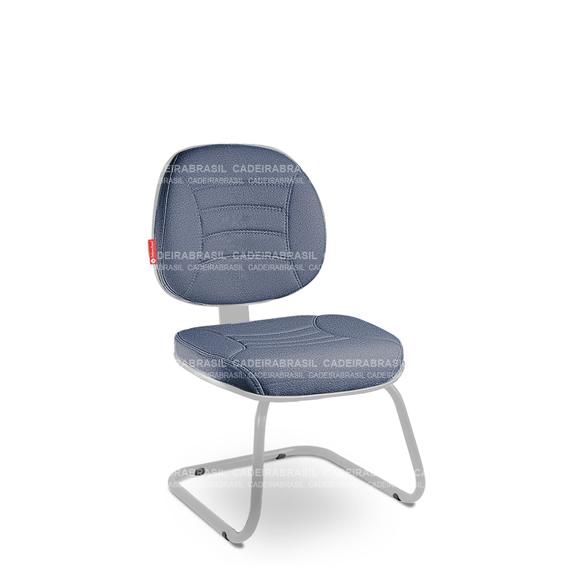 Cadeira Fixa Executiva Firenze FRE89 Cadeira Brasil