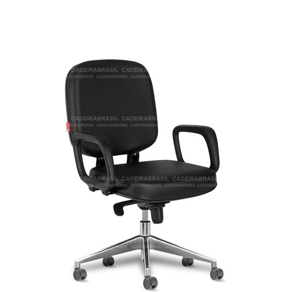 Cadeira Diretor Giratória Bigger BGD51 - Suporta 150kg - Cadeira Brasil