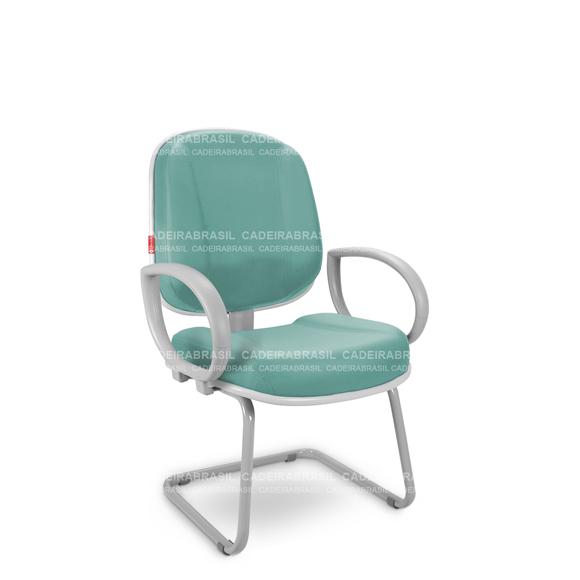 Cadeira Fixa Diretor Concert CND83 Cadeira Brasil