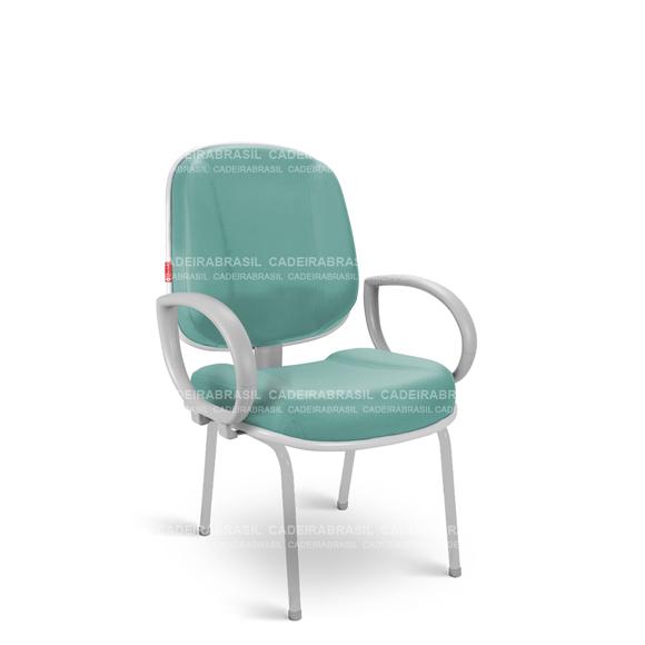 Cadeira Fixa Diretor Concert CND84 Cadeira Brasil