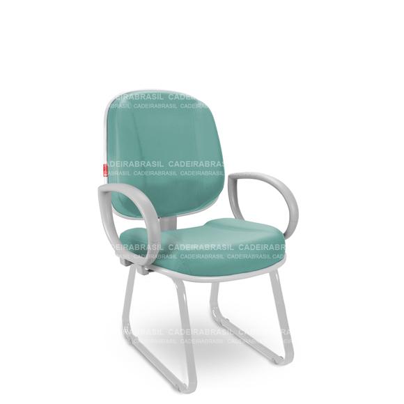 Cadeira Fixa Diretor Concert CND85 Cadeira Brasil