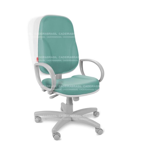 Cadeira Presidente Giratória Concert CNP82 Cadeira Brasil