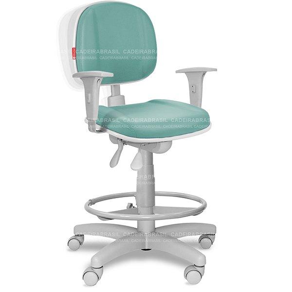 Cadeira Caixa Ergonômica Executiva Concert CNE83 Cadeira Brasil