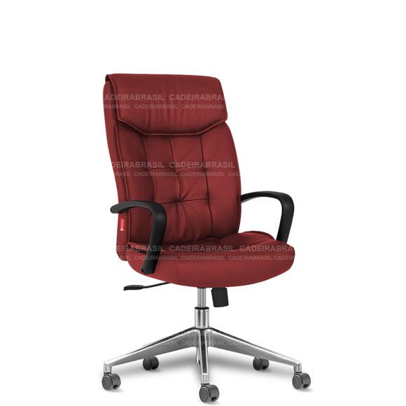 Cadeira Presidente Giratória Ômega OMP52 Cadeira Brasil
