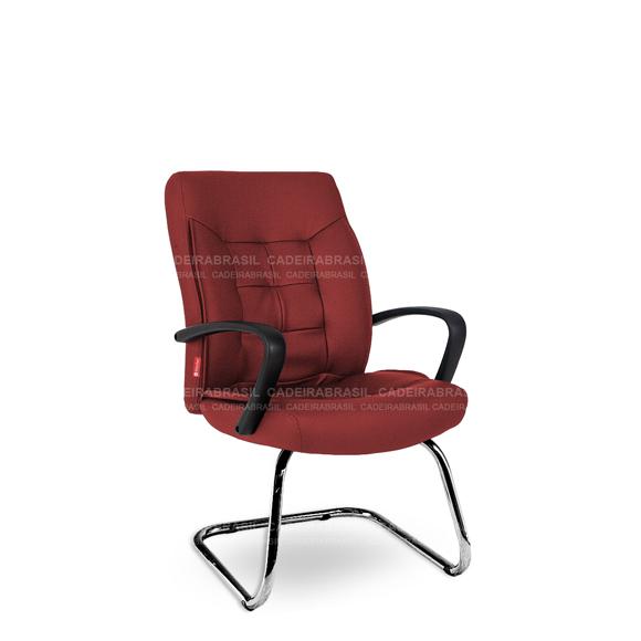 Cadeira Fixa Diretor Ômega OMD53 Cadeira Brasil