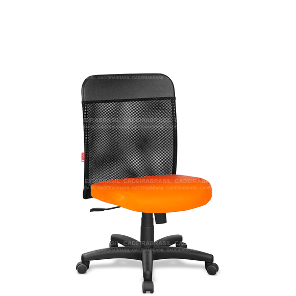 Cadeira Escritório Diretor Giratória Tela MNE06 Mensa