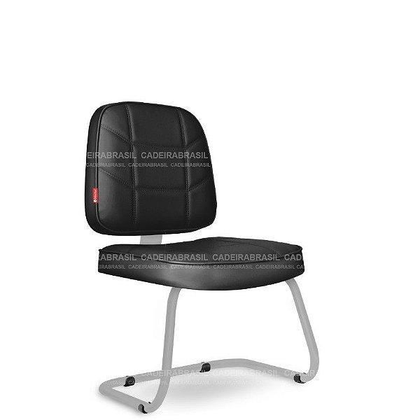 Cadeira Fixa Executiva Bliss BLE89 Cadeira Brasil