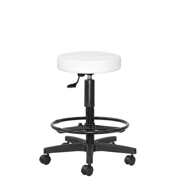 Cadeira Mocho Alto Estética, Fisioterapia, Odontologia Slim Fit Cadeira Brasil CB 1566