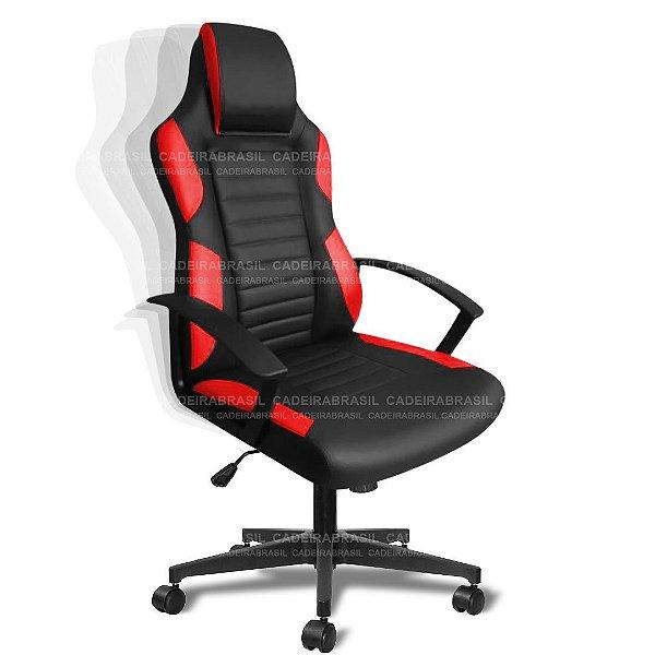 Cadeira Gamer CB XGamer S350 com Apoio de Cabeça Cadeira Brasil