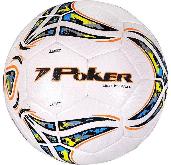 Bola Futsal Poker Hybrid System Sismic Pro