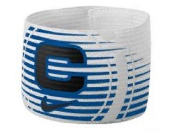 Faixa De Capitão Nike Capitão Armband Azul