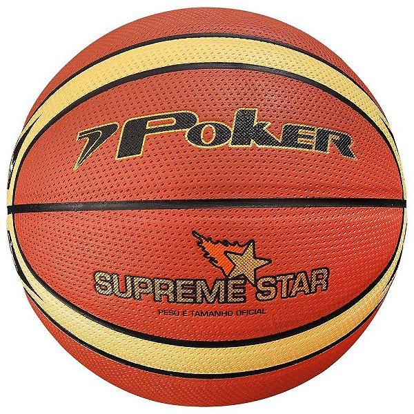 Bola Basquete Poker Supreme Star