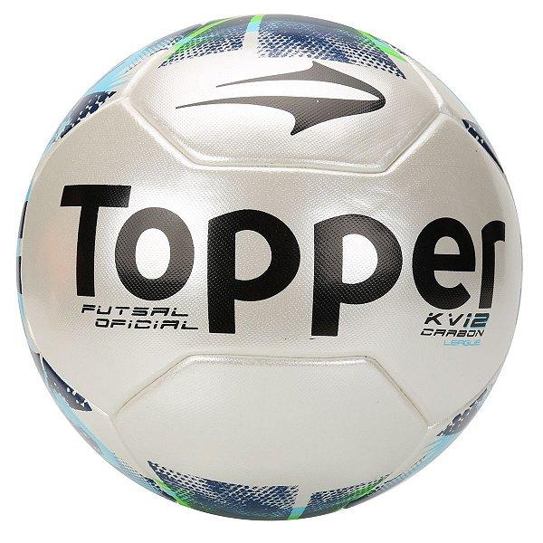 Bola Futsal Topper KV Carbon League 2
