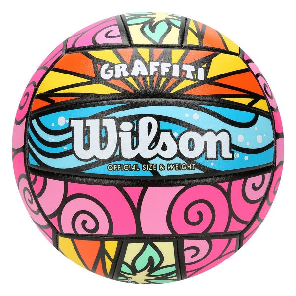 Bola De Vôlei De Praia Wilson Graffiti