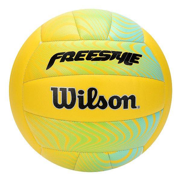 Bola Vôlei De Praia Wilson Freestyle Amarelo