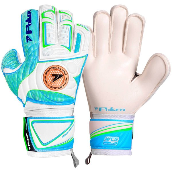 luva Goleiro Poker Water Ortho II Pro Gold