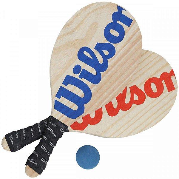 Kit Frescobol Wilson