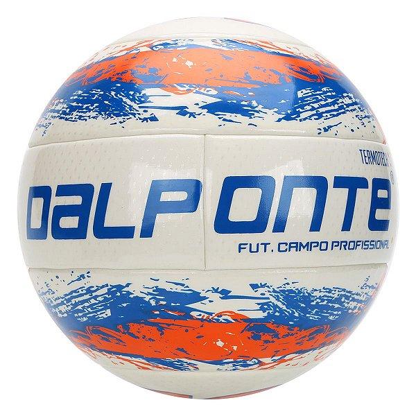 Bola Futebol Campo Dalponte Termotech 10 Branco