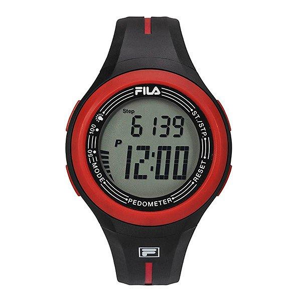 Relógio Fila Pedometro Active Preto