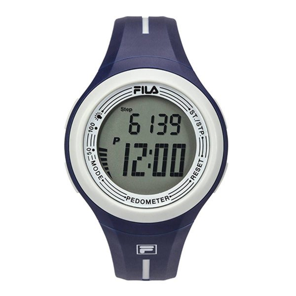 Relógio Fila Pedometro Active Azul