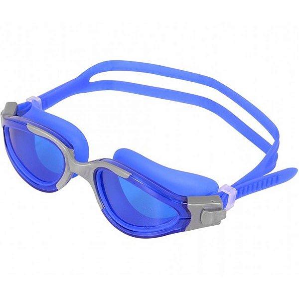 Óculos de Natação Poker Volos II Ultra Azul