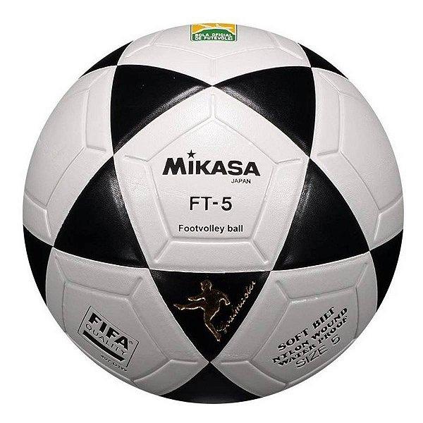 Bola Futevôlei Mikasa Fifa Ft5 Branco