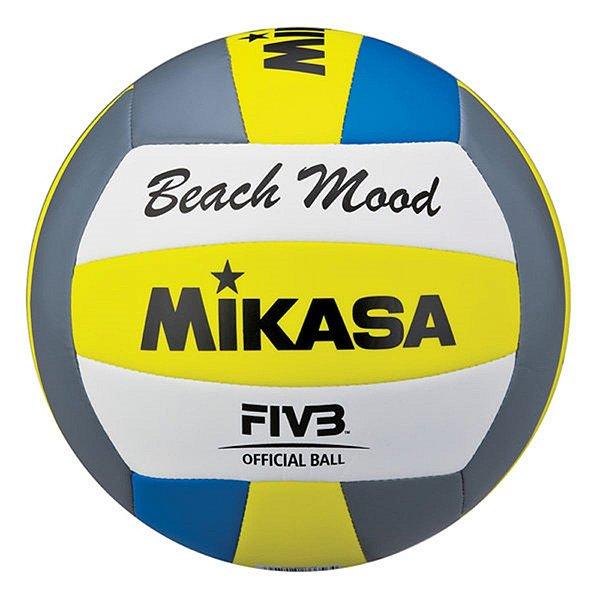 Bola Vôlei de Praia Mikasa VXS BMD Amarelo