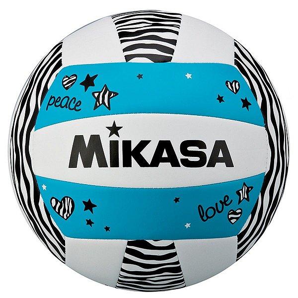 Bola Vôlei de Praia Mikasa VXS ZB Azul