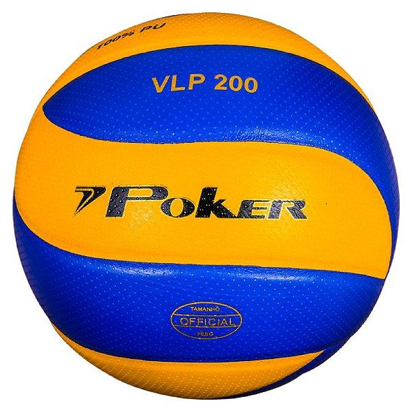 Bola Volei Poker Vlp 200