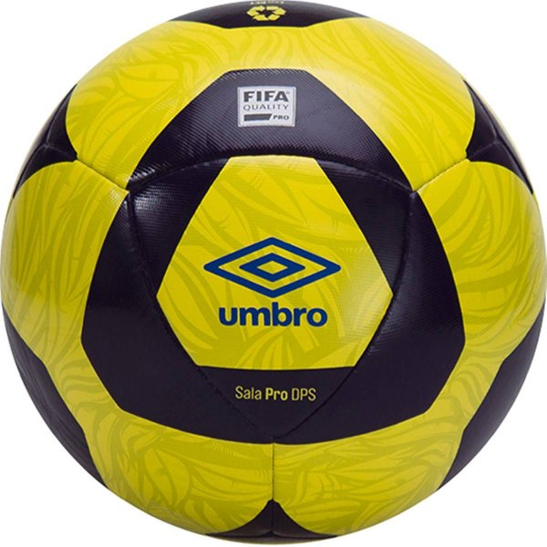 Bola Futsal Umbro Sala Pro DPS Amarelo