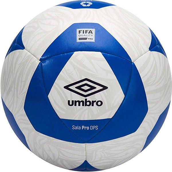 Bola Futsal Umbro Sala Pro DPS Azul
