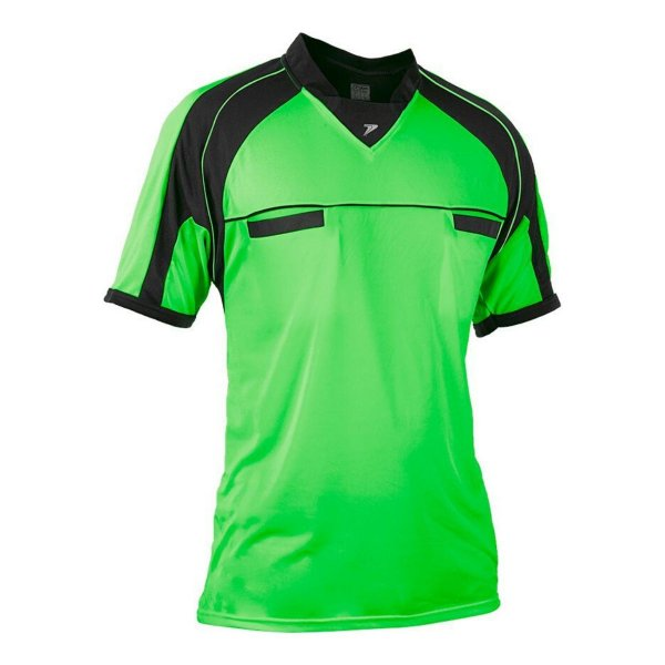 Camisa Árbitro Poker PKR V Verde