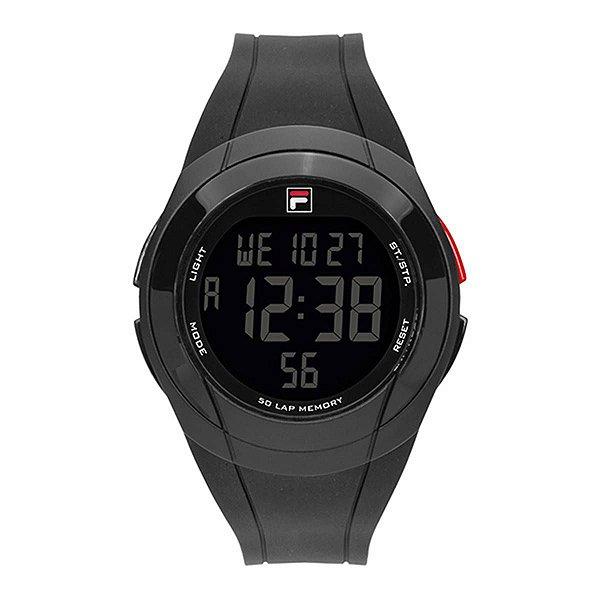 Relógio Fila Digital Masculino Preto