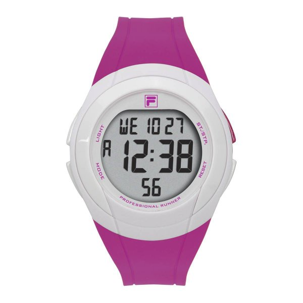 Relógio Fila Digital