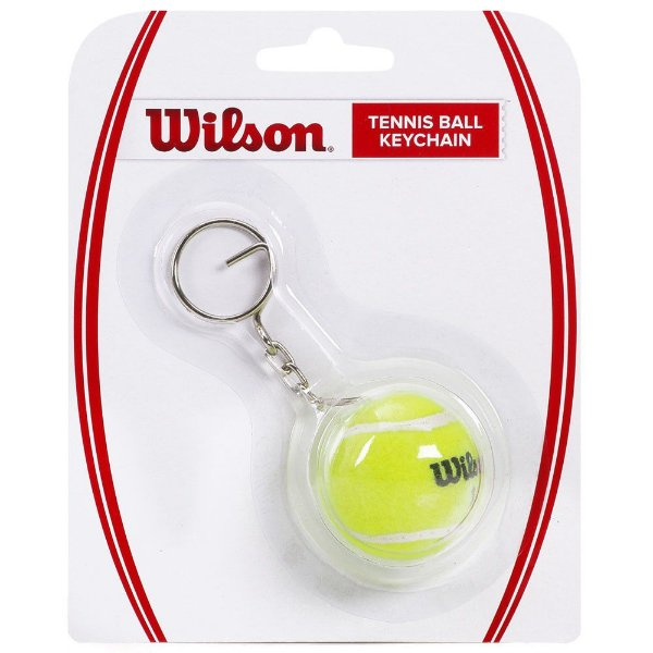 63dc08bc11 Chaveiro Wilson Mini Bola De Tênis - ShopSam - Artigos Esportivos ...