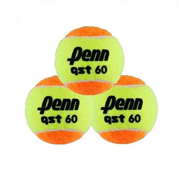 Bola De Beach Tennis Penn Qst60 - Pacote Com 3 Unidades