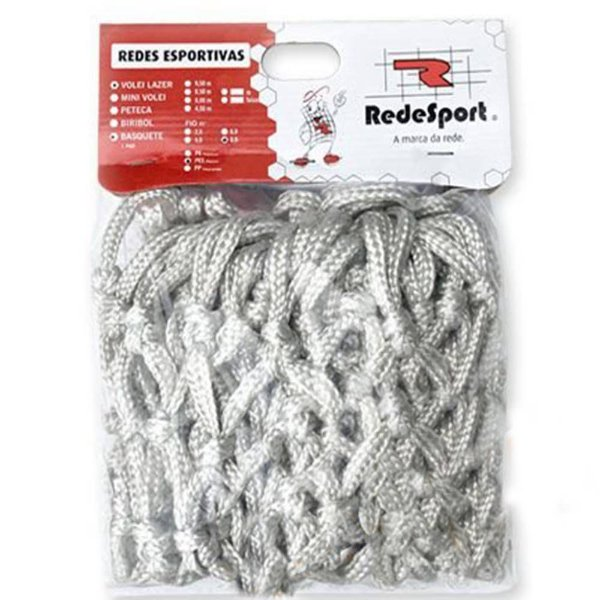 Rede Basquete Profissional PP 8,0mm