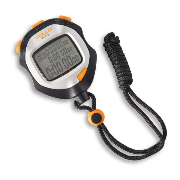 Cronômetro Vollo Vl515 Com 200 Memórias