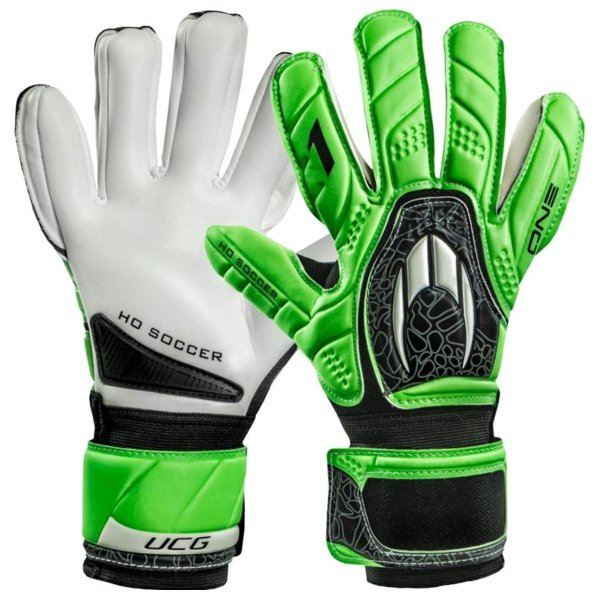 Luva Goleiro Ho Soccer One Negative Green