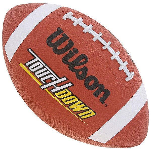 03bd7e90c Bola Futebol Americano Wilson Touchdown - ShopSam - Artigos ...
